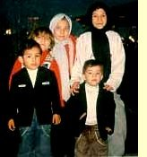 SIEVX survivor Zaynab Alrimahi's family - all perished except Zaynab